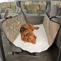 custom universal seat car cover for dog