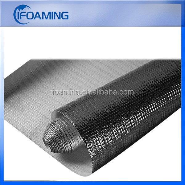 high reflective insulation aluminum foil foam/radiant barrier roof building material
