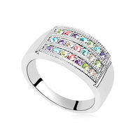 11623 china Crystal crystal ring