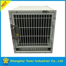 China best iron dog kennels with wheels