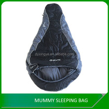 2016 New Portable Warm High Quality Mummy Sleeping Bag for camping