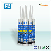 GP neutral silicone is a one-componet, fast curing silicone sealant for building finishing/renovation