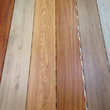 Cheapest Non Flammable Interlocking Water Resistant Pvc Wood Look Vinyl Flooring