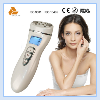5 in 1 ems rf led massage for facial fitness