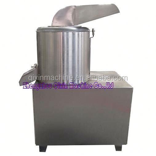 industrial stainless steel potato masher machine / electric potato masher