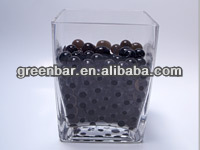 Black Jelly crystal soil/crystal marbles-click for more color choice !!!