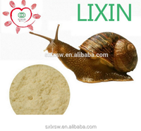 Hot selling trade assurance beauty product 100% water souble pure animal protein snail extract 60%/snail secretion extract