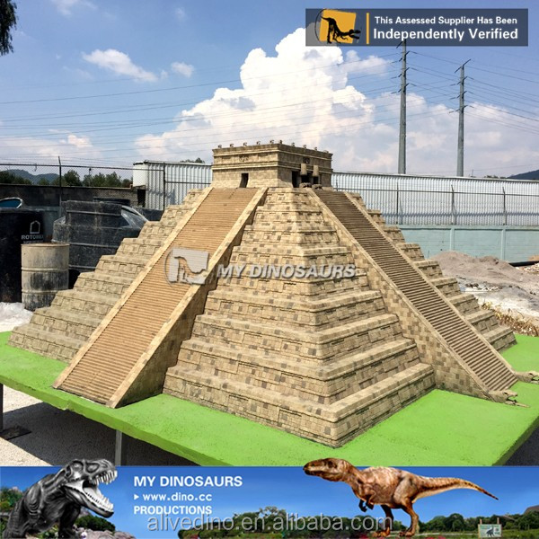 MY Dino-N199 Proportioned miniature Egypt Pyramid/Khufu Pyramid For sale