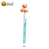 Best selling price novelty plastic ball pen ballpoint pen for school