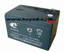 electronic bike lead acid AGM sealed battery