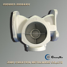 china supply OEM aluminum variable flow pump body