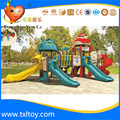 transformer outdoor playground chilidren like baby train slide