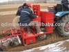 Two rows potato combine seeder