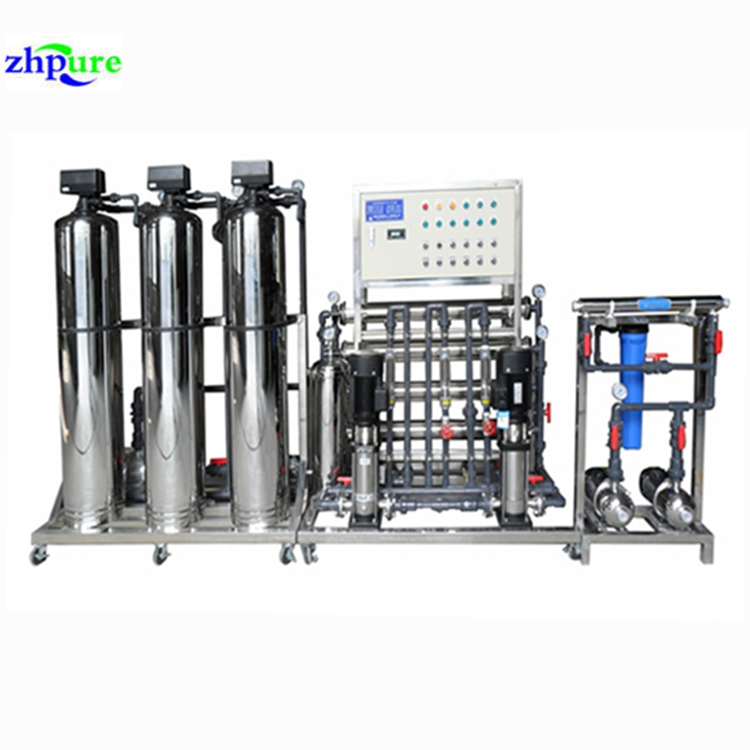 borehole water treatment water purification plant cost