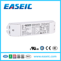 IP20 Indoor Plastic Case 18W 700mA DALI Dimmable LED Driver for Downlight Using