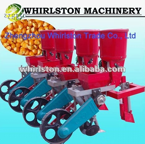Hot sale! Corn Fertilizer Seeder for agricultural seeding sold to more than 20 countries