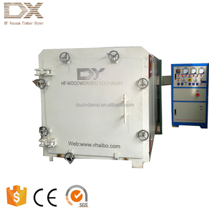 Medium capacity Radio Frequency Vacuum Dry kiln for wood sawmill