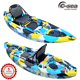 Single sit on top fishing kayaks OEM with CE certificate