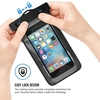 "Phone PVC Waterproof Bag Pouch Underwater Dry Bag Case Cover with Touch Screen for iphone for Samsung S7 up to 6"" Smartphone"