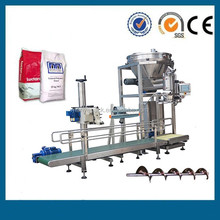 Big bag 25kg,50kg powder filling packing machines made in Shanghai China