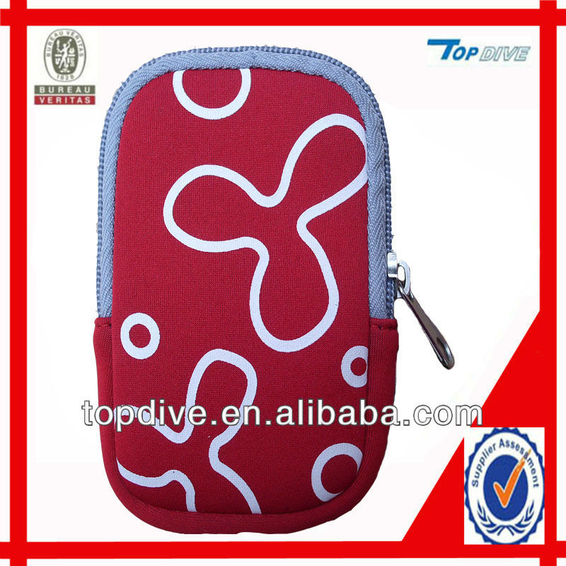 Mobile phone case pouch