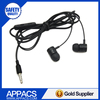 Wholesale light weight 3.5mm mic classic cheap price headphone factory