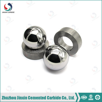 Factory Supply Tungsten Carbide YG6 Hard Metal Ball Valve Ball Bearing Ball