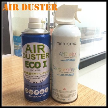 blow off air duster cleaning gas canned air duster spray buy blow off air duster canned air. Black Bedroom Furniture Sets. Home Design Ideas