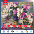 High Quality Latex Canvas for UV Latex Ink Fast Drying