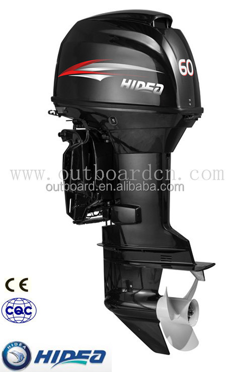 2 Stroke 60hp Boat Motor Outboard/ Boat Engine for sale