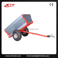 galvanized foldable long boat trailer with trailer