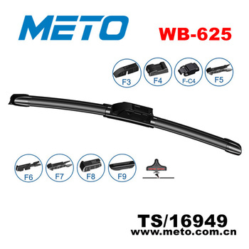 Wholesale Multifunction Natural Rubber Car Front Windscreen Flat Wiper Blade
