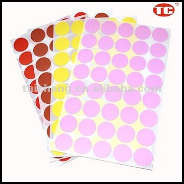 Self Adhesive Note Label