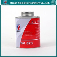 2015 china sell hot vulcanizing solution rubber based adhesives 1kg