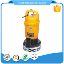 Factory wholesale vertical three phase submersible motor industrial centrifugal sewage submersible electric water pump