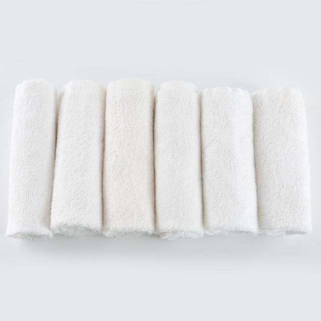 Amazoon hot selling high quality organicbaby wash cloth, bamboo baby washcloths & towels