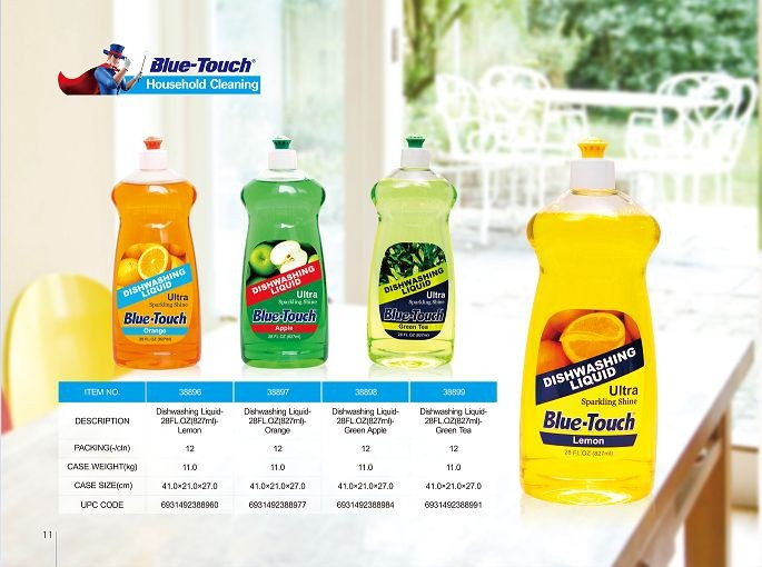 (OEM) Ultra Dishwashing Liquid with high active ingredient