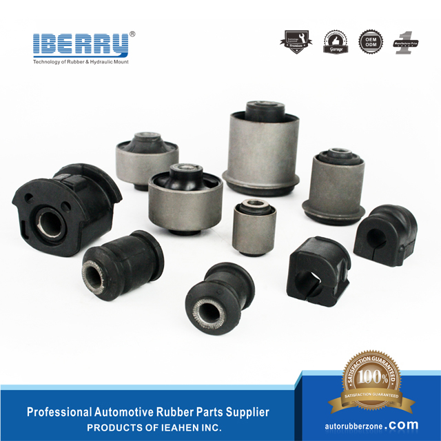 High quality suspension parts suspension bushing for aftermarket