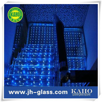 2014 hot sell Led Glass For Bar Decoration