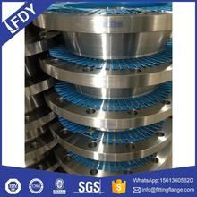 A276 S31803, A182, F43 stainless steel exhaust carbon steel flangee