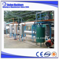 Best Selling!High Oil Yield Crude Oil Refining System