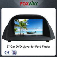 8'' 1din touch screen car dvd player gps navigation for ford fiesta 2014 with car radio dvd vcd cd bluetooth 3g