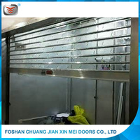 Electric Plastic Roller Shutter And Window
