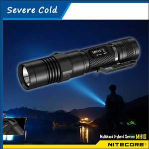Nitecore MH10 Rechargeable flashlight USB charging 1000 lumens high power led flashlight torches