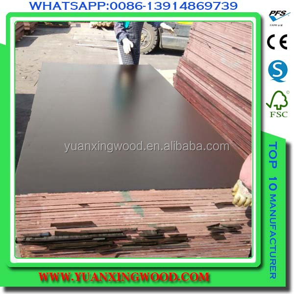 chinese novel products 18mm marine plywood buy from china online/chinese companies names 18mm film faced plywood