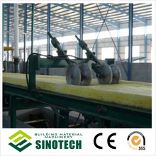 Super Heat Insulation Glass Wool Insulation Production Line