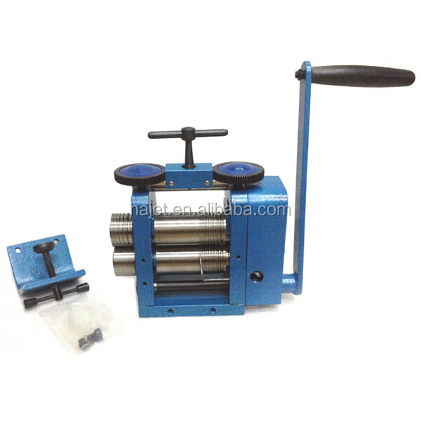 Goldsmith Machine Tools New Style Jewelers Rolling Mill Jewellery Mini Rolling