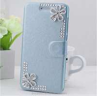 Cute cell phone cases for samsung galaxy s6, silk thin untra wallet leather stand for samsung galaxy s6 case
