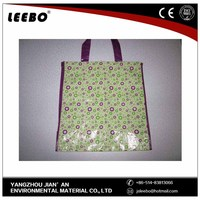 cheap wholesale folding promotional shopping bag