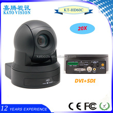 DVI,3G SDI camera for church/Live streaming, top quality hd camera